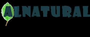Logo alnatural, handgemachte Gartenküchen